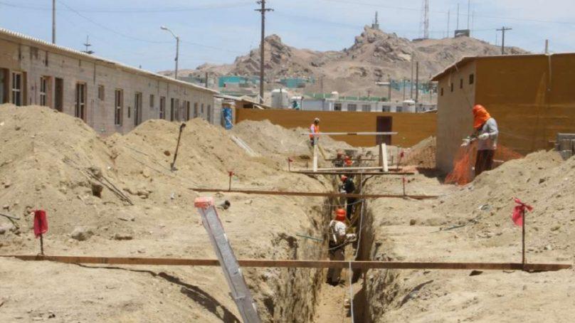 Shougang ejecuta reparación integral de viviendas en zonas de campamento