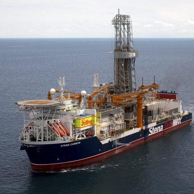 Karoon usará el buque Stena Forth para perforar su prospectivo pozo marítimo en Tumbes