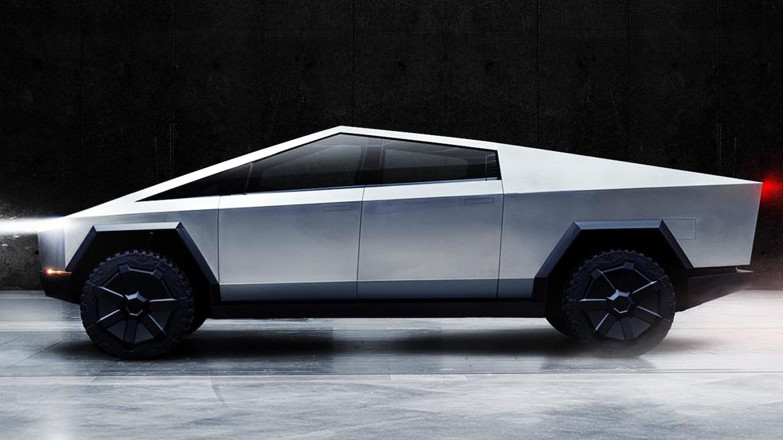 Cybertruck, la camioneta eléctrica de Tesla inspirada en Mad Max y Terminator