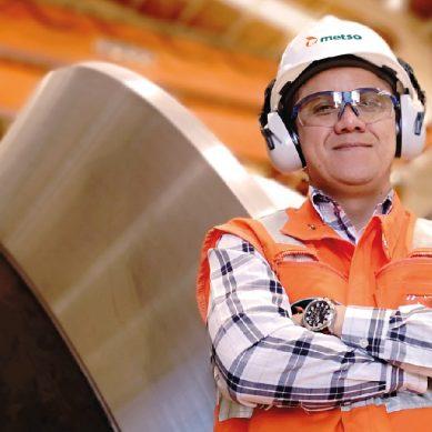 Edulfo Gutiérrez, de Metso: Experiencias incontables en la minería local e internacional
