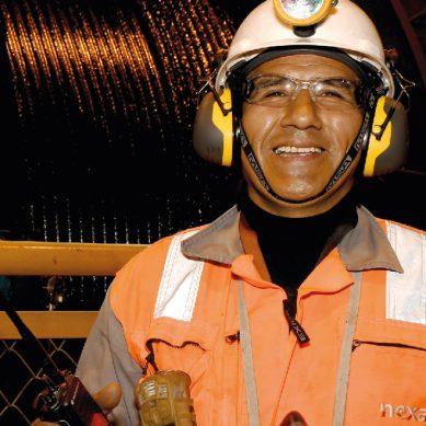 La mina subterránea de Nexa Atacocha en buenas manos: Roberto Victoria