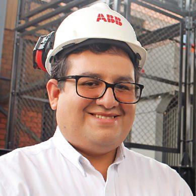 Rubén Díaz, la personificación de los sistemas modulares de ABB para el rubro minero