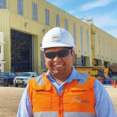Juan Encinas, de HLC, el visionario de los truck shop mineros más importantes del Perú