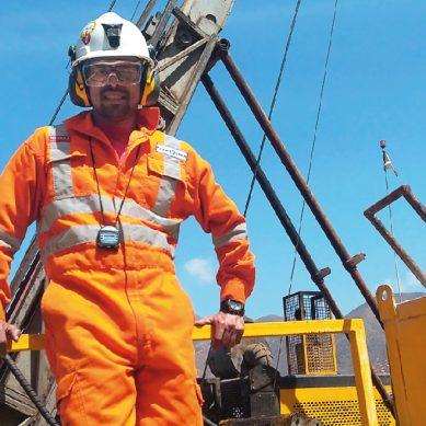 Los fluidos de perforación minera de Core Tech tienen un responsable: Genaro Calvo
