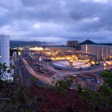 Barrick sustituye petróleo por gas natural para producir energía eléctrica limpia en mina de oro