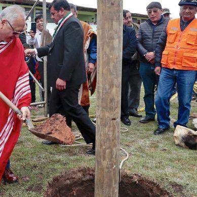Inician obras de electrificación que beneficiarán a más de 7,100 cajamarquinos