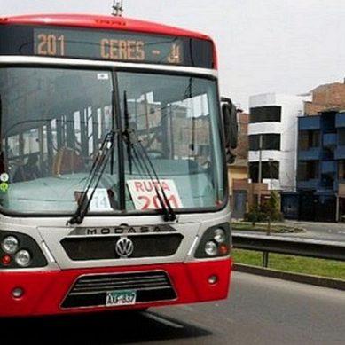 Transporte masivo y electrificado: Bus eléctrico circulará desde este viernes en el Corredor Rojo
