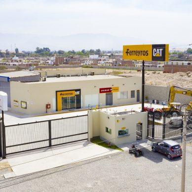 Ica: En nuevo local de Ferreycorp reconstruirán maquinarias de Ferreyros y Unimaq