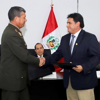 Ejército peruano contará con modernas estaciones de suministro de combustibles