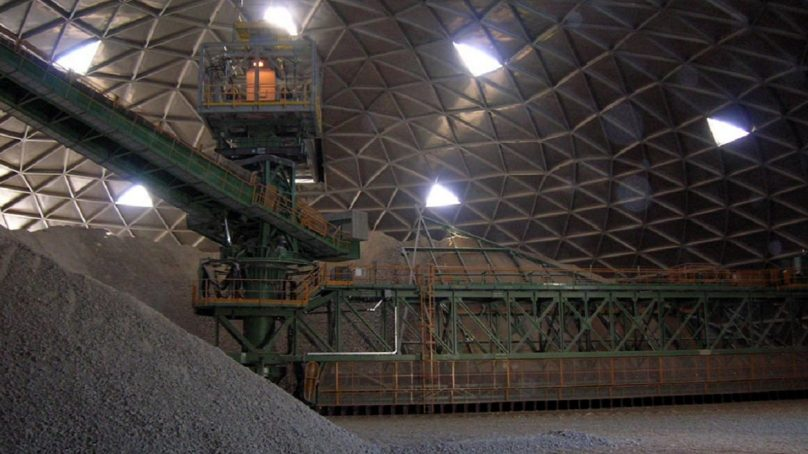 Proyecto: Stockpile de Quellaveco incrementará capacidad a 300 mil toneladas