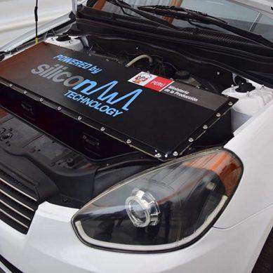 De gasolina a electricidad: Presentan primer auto sostenible transformado en el Perú