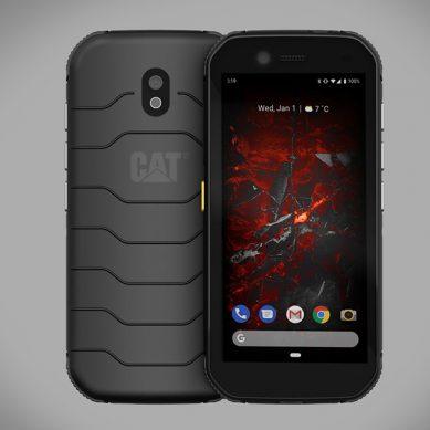 Caterpillar presenta el Cat S32, su rudo teléfono inteligente todoterreno