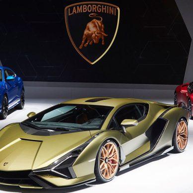 México celebró anuncio del primer Lamborghini eléctrico: todo fue un engaño