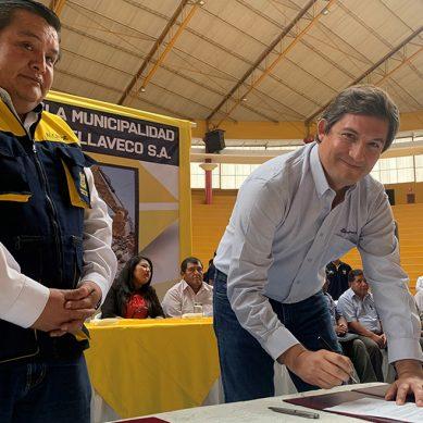 Moquegua: Anglo American financiará  reservorio  y plantas de tratamiento de agua