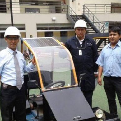 Hecho en Perú: El auto eléctrico que apunta a tramos cortos en fábricas
