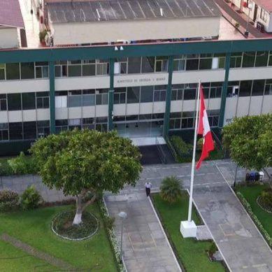 Sector Energía y Minas ejecutó el 84.5% de su presupuesto para proyectos de inversión