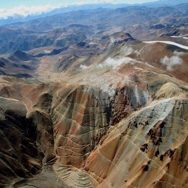 Gigante Barrick admite que plan para proyecto binacional Pascua Lama no es viable