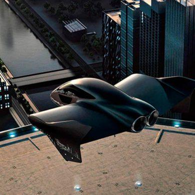 Porsche solicita, en EE UU, patentes para desarrollo de avión eléctrico para áreas urbanas