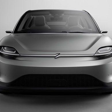 Sony da la sorpresa y presenta su primer coche eléctrico, el Sony Vision-S