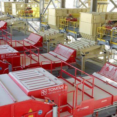 «Ore sorting» en Inmaculada, la innovación que entusiasma a Hochshild Mining