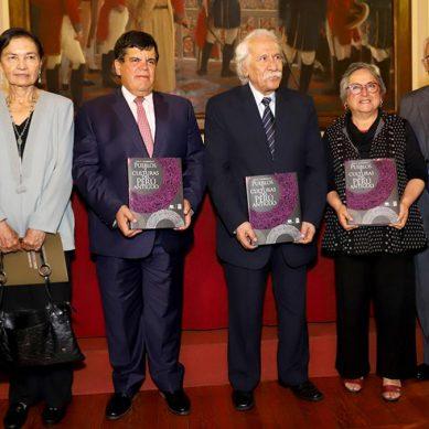 Petroperú presentó nueva edición de «Pueblos y Culturas del Perú Antiguo», de Luis G. Lumbreras