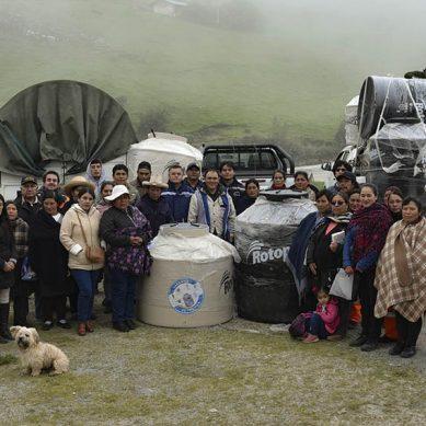 Cajamarca: Gold Fields mejoró sistema de agua potable de caserío Coymolache