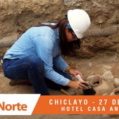 El mejor arqueólogo de Lima es una empresa de gas natural