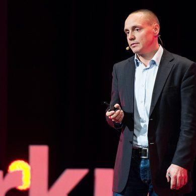 «El futuro de la minería se construye hoy»: la charla del futurista Niko Herlin en el IIMP