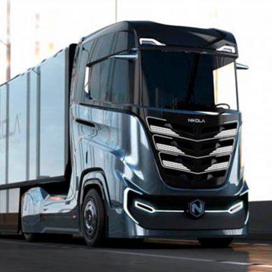 Camión eléctrico de italiana Iveco saldrá a la venta en 2021
