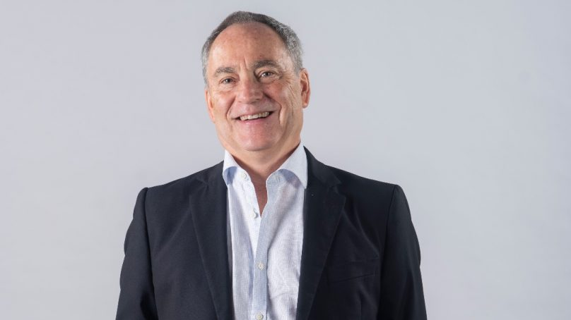 Tomás Eloy Martinez, nuevo presidente ejecutivo de Komatsu-Mitsui Perú