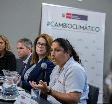Minam en la Semana del Precio al Carbono: «¿Qué país queremos tener a futuro?»