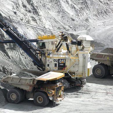 En su momento cúspide, en 2030, Toromocho operará 49 camiones de 372 toneladas métricas