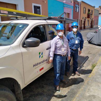 Grupo Distriluz implementó su plan de contingencia operativo por emergencia nacional del Covid-19