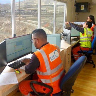 Cosapi Minería abraza la digitalización para mejorar procesos en Shougang