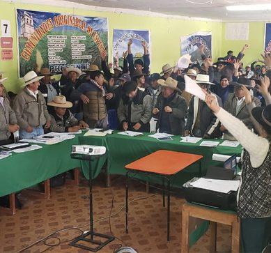 Integración Coroccohuayco: Minem inicia en Espinar cuarta etapa de la consulta previa del proyecto