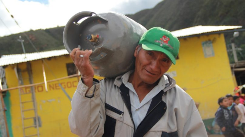 Coronacrisis: Minem prioriza vale de descuento de balón de GLP