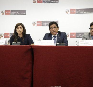 Ministra de Economía y Finanzas: Adelanto del canon minero será permanente