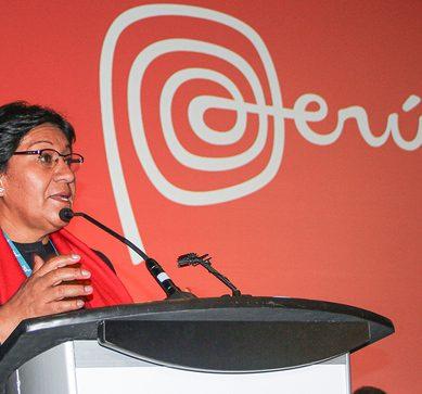 Ministra Vilca: «El Perú está cerca del primer cuartil en costos de operaciones»